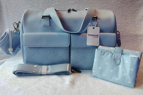Mayoral Blue change bag