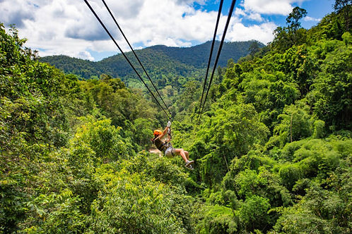 Zipline Adventure for 2
