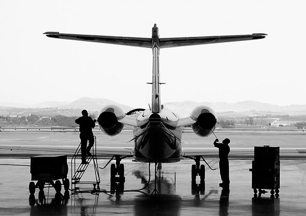 Safety in private jet travel
