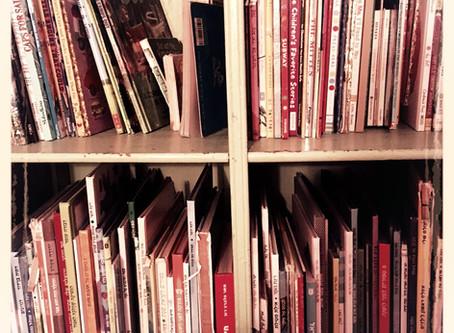 On Our Bookshelf