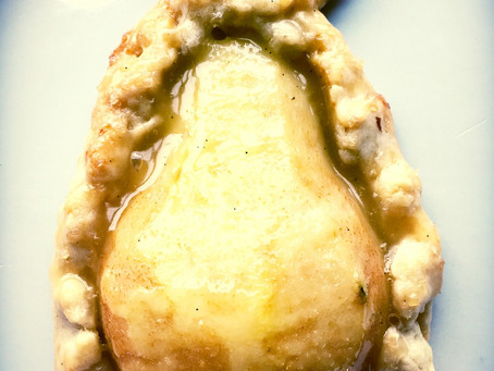 Personal Pear Pies