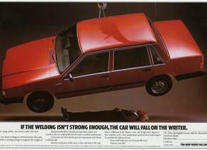 A biztonság új szintje – bepillantás a Volvo-reklámok világába
