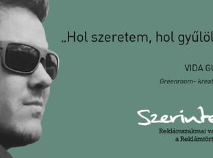 Reklámkedvencek - Vida Gusztáv (Greenroom)