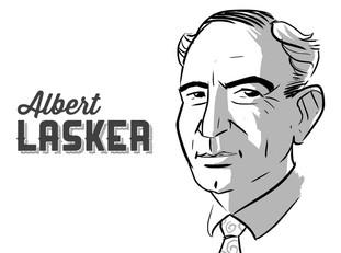 Albert Lasker, a reklámszakma szükre eminenciása