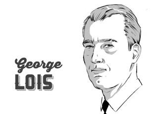 George Lois, a reklámszakma utcai harcosa
