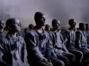 Skinheadek a világ legjobb reklámjában