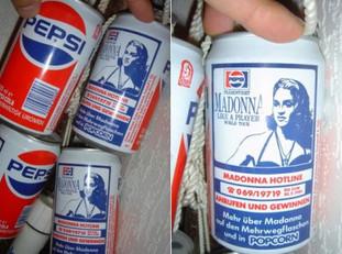 Hogyan használta ki a Pepsit, és vágott zsebre 5 millió dollárt Madonna? Egy szponzoráció botrányos