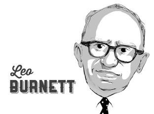 Leo Burnett, a reklámkészítés megszállottja