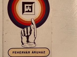 Kártyanaptár a múltból – Fehérvár Áruház (1979)