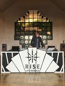 DJ Aaron Free - BLVD ENT. Booths, Lights, Video, DJs