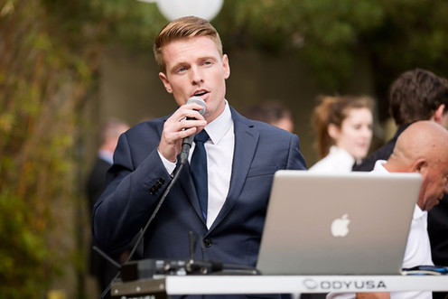 DJ Aaron Free - Wedding DJ, Los Angeles DJ, Orange County DJ