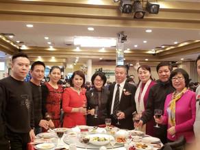四川同乡总会受邀参加香港会活动