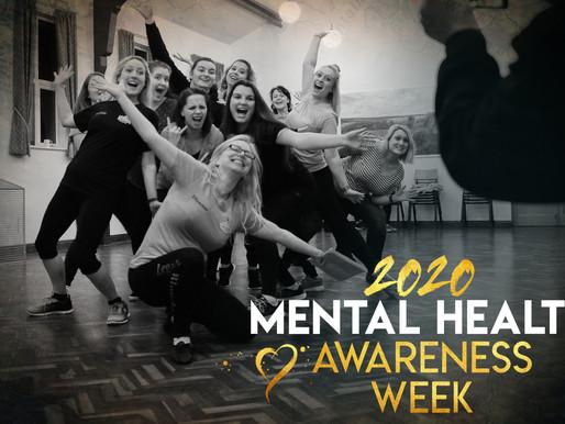 Mental Health Awareness Week 💙