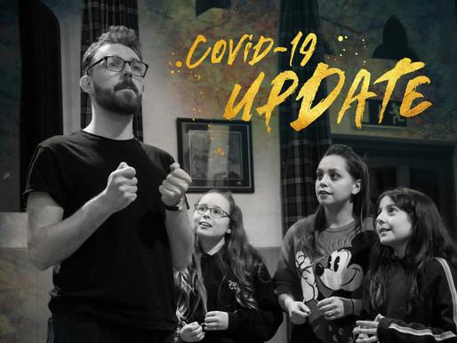 📣 Covid-19 Update 📣