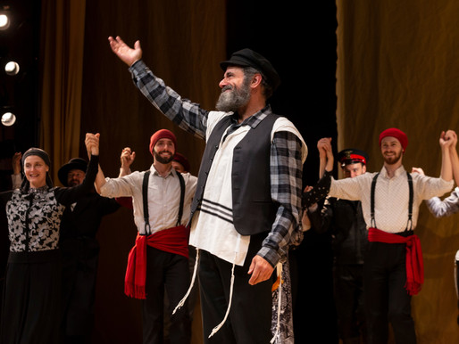 Fiddler on the Roof film adaptation announced