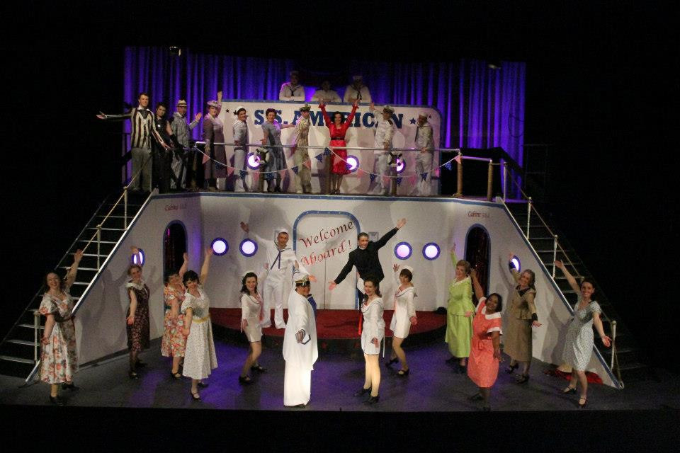 Anything Goes 2013