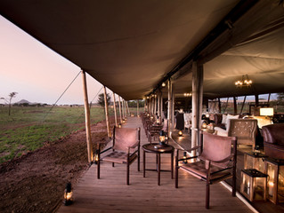 One Nature Nyaruswiga, Serengeti, New Addition to Go Places Africa's Tanzania Luxury Travel