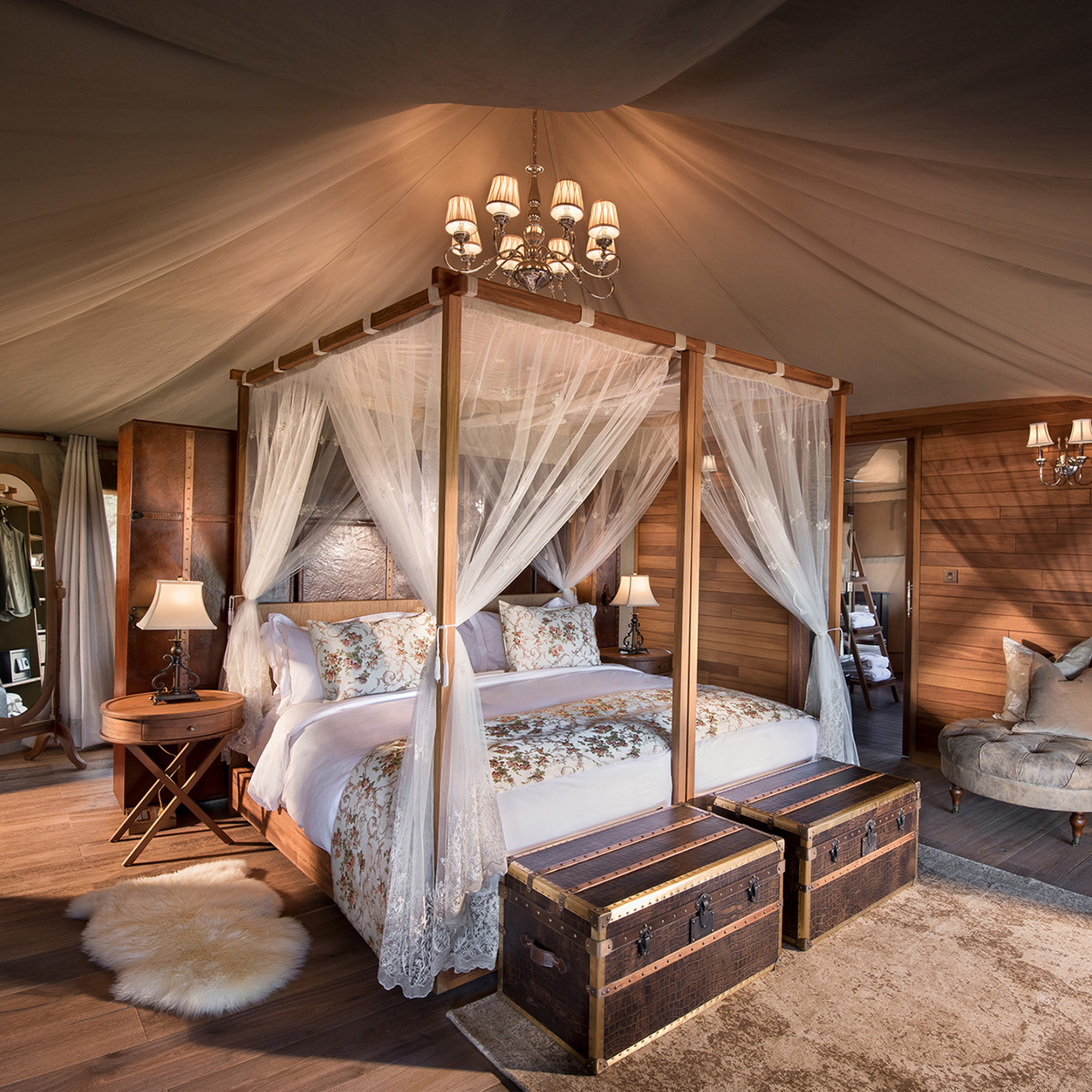 Family Tent Bedroom 2