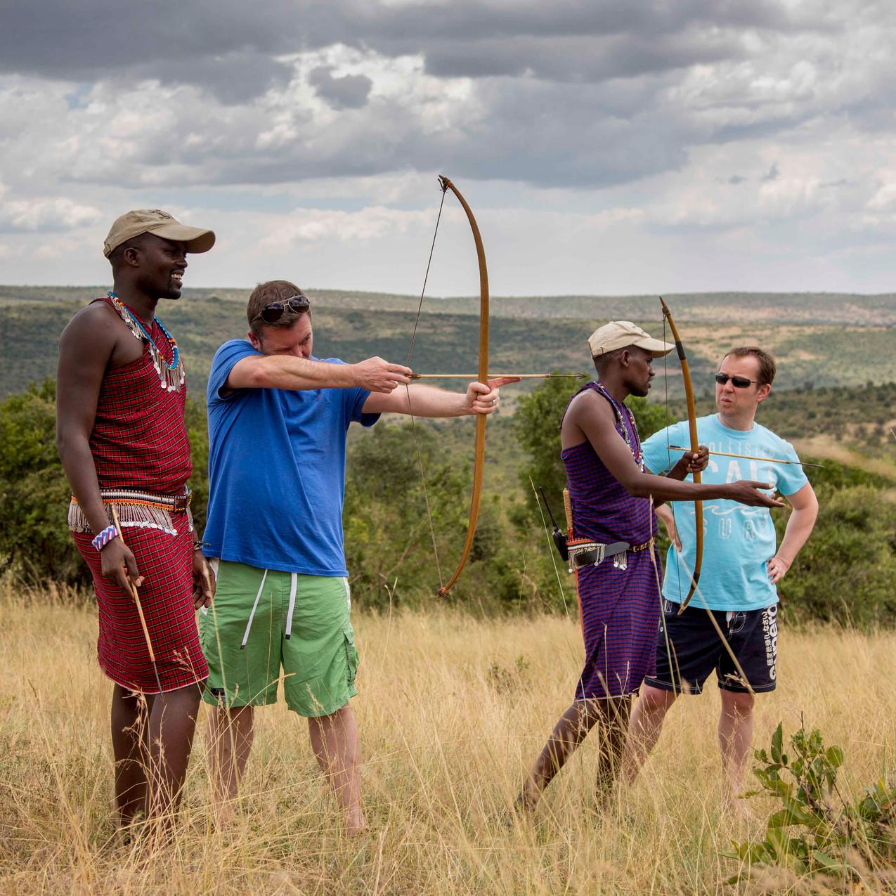 Spirit of the Masai Mara - Activities