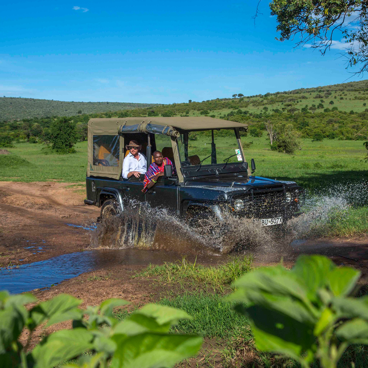 Spirit of the Masai Mara - Game drive 5