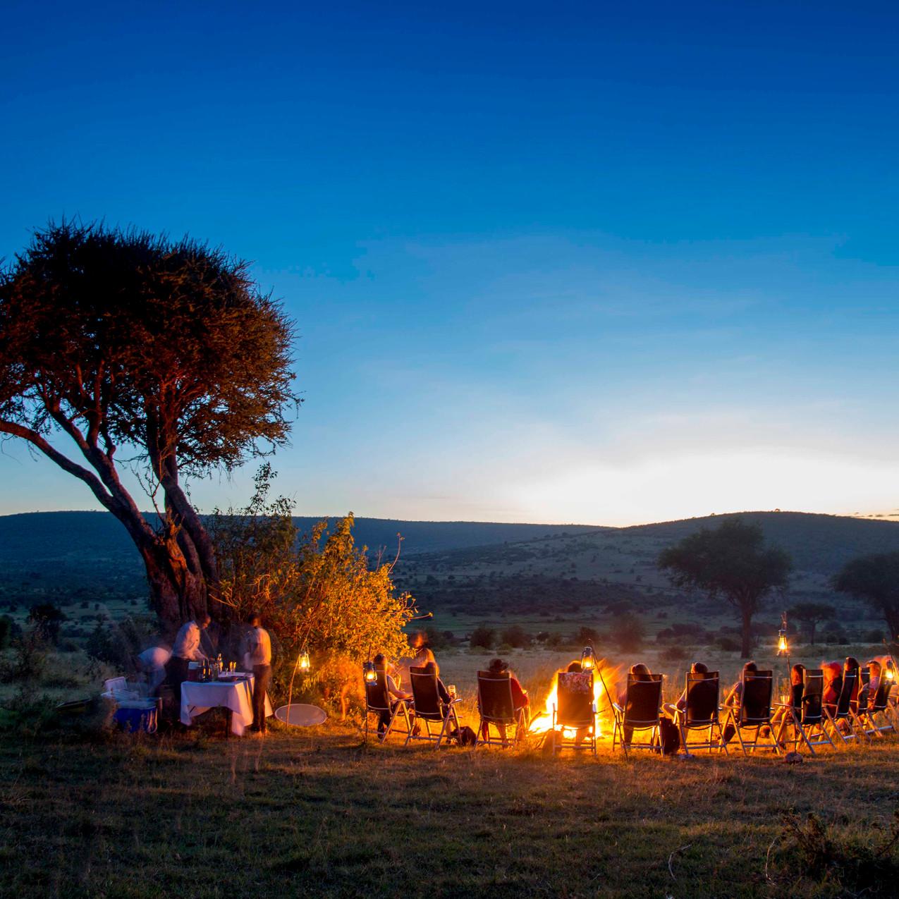 Spirit of the Masai Mara - Sundowner 2