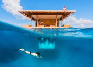 Underwater Room Experience in Pemba Island, Zanzibar