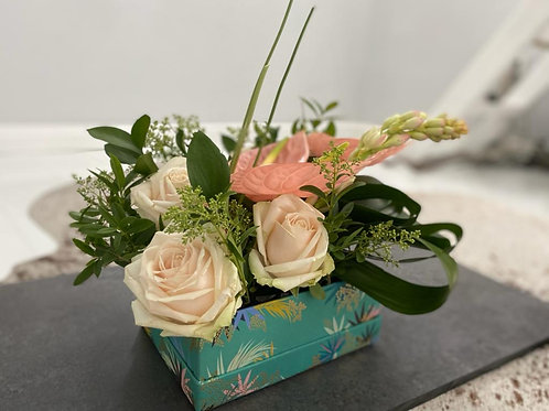 Birthday Blooms in a Beautiful Box