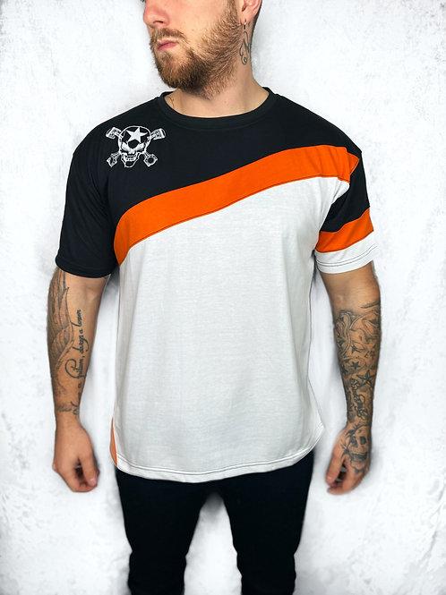 T-shirt phantom orange