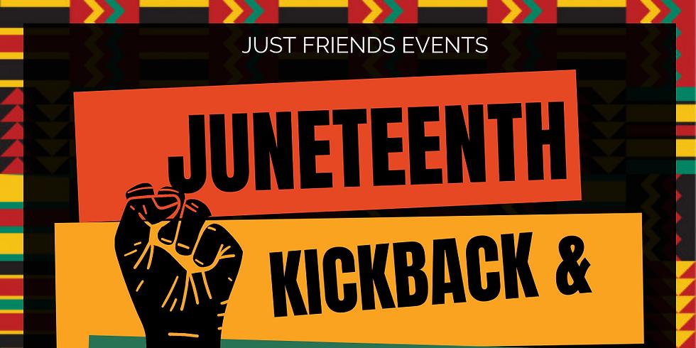 JUST FRIENDS: Kickback & Karaoke