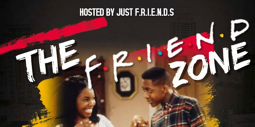 JUST FRIENDS: Sunday Fun Day Party