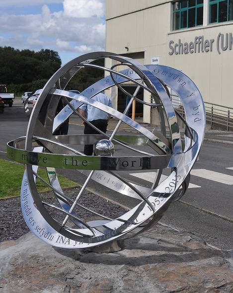 Sundial, Armillary sphere