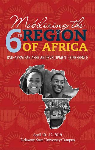 CGA-APRM Pan African Conference Program-