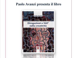 """Presentazione del libro """"Divagazioni a 360° sulla creatività"""" al Click Art"""