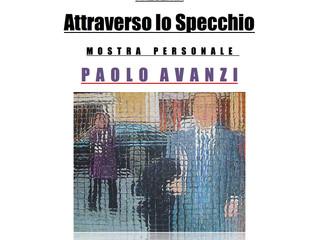 Personale di Paolo Avanzi a Weart Gallery di Uboldo (Varese)