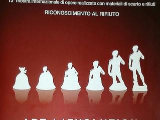 Mostra RIARTECO alla Fabbrica del Vapore di Milano