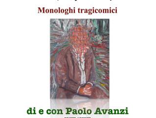 6 Personaggi in cerca di... Personalità. Monologhi di Paolo Avanzi