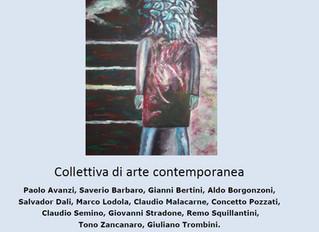 """Collettiva """"Figure femminili"""" allo Spazio Intelvi 11"""