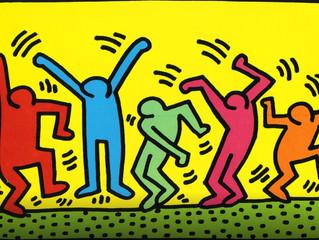 Keith Haring in esposizione a Palazzo Reale fino al 18 Giugno