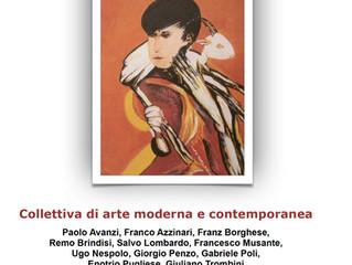 """Collettiva """"Dal segno alla figura"""" alla Country House di Rosolina (Rovigo)"""
