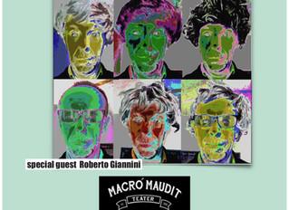 6 Personaggi in cerca di... problemi. Monologhi di e con Paolo Avanzi.