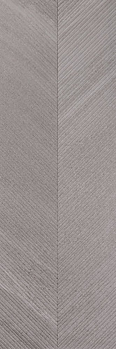 Use BELLO ARROW ACERO MATTE 12X36 in place of textured wallpapers for walls that enchant with contemporary sophistication.
