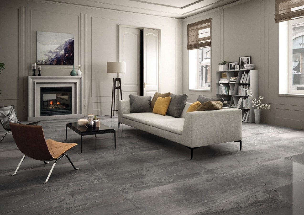 Uno Grey Polished 30x60 - room scene 1.j