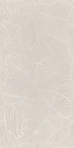 Valentino porcelain tile - Silver Decor of In Textile collection