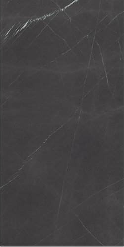 I MARMI PIETRA GREY POLISHED 32X64 captures the contemporary elegance of the natural stone favored by designers