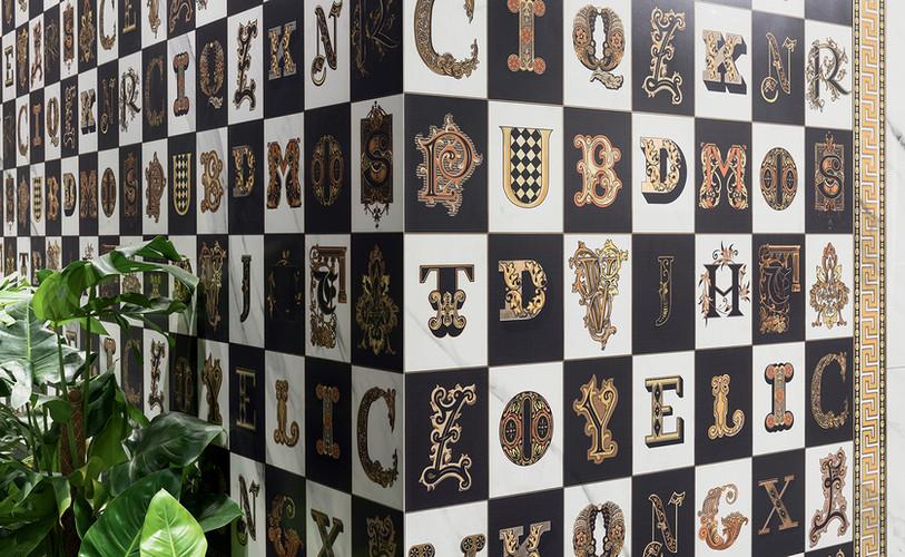Versace Maximvs Collection - Alphabet
