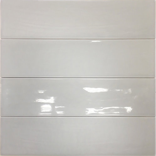 Beautiful ceramic tile, pottery pearl has a handmade effect that will add an artistic feel to your fireplace surround