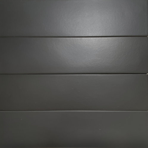 ES Tromboli Black City, rich with variation and deep color a porcelain tile for any floor or wall