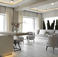 Bello Cottage Wood White