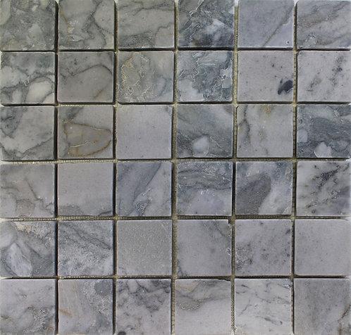 Palazzo 2x2 tumbled marble full sheet