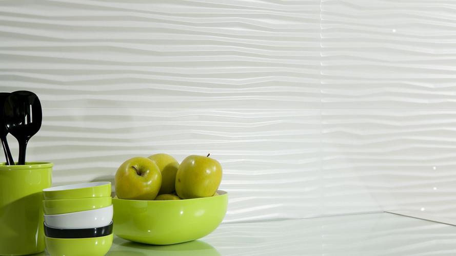 Pure White Gloss Sublime